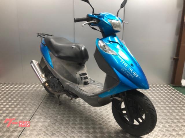 アドレスV125 K9 2009年式