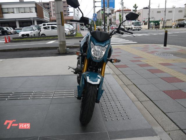 カワサキ Z125PROの画像(京都府