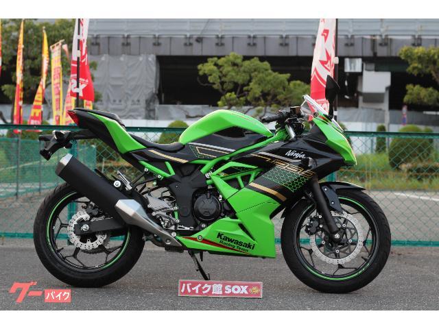 Ninja 250SL KRTエディション