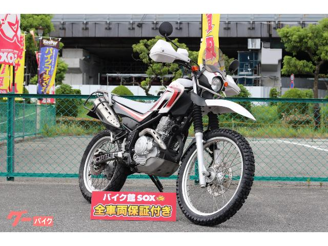 ヤマハ セロー250 インジェクションモデル 前後タイヤ新品の画像(兵庫県