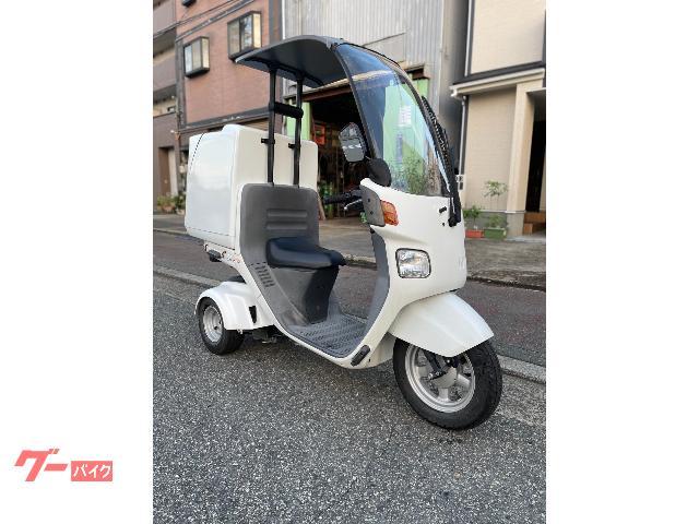 ジャイロキャノピーTA03 4サイクル グリップヒーター・大型ボックス付き