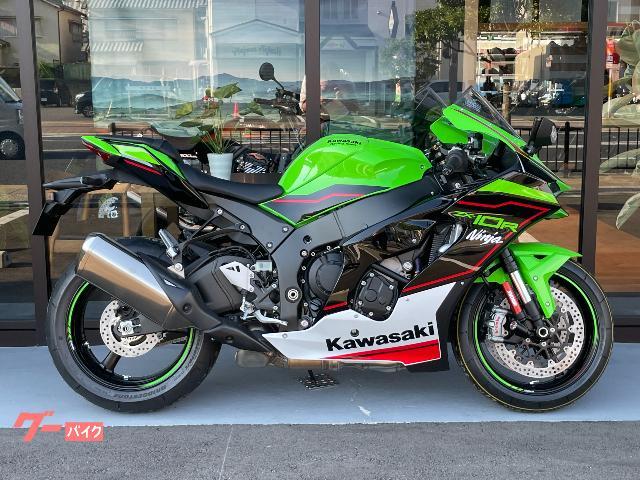 Ninja ZX−10R KRT EDITION 2021年モデル 新車