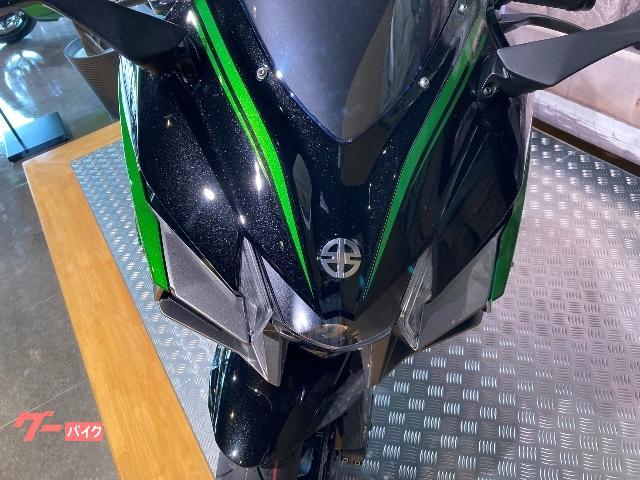 カワサキ Ninja H2 SX SE+の画像(大阪府