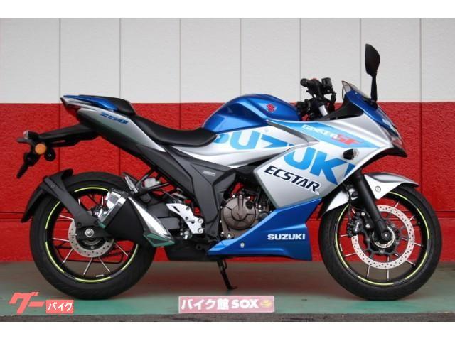 GIXXER SF 250 インドモデル