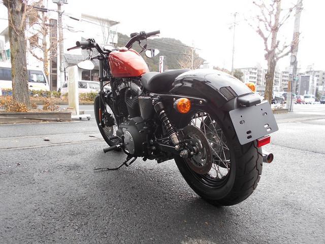 HARLEY-DAVIDSON XL1200X フォーティエイトの画像(京都府