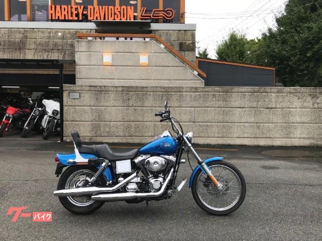 HARLEY-DAVIDSON FXDWG ワイドグライドの画像(京都府