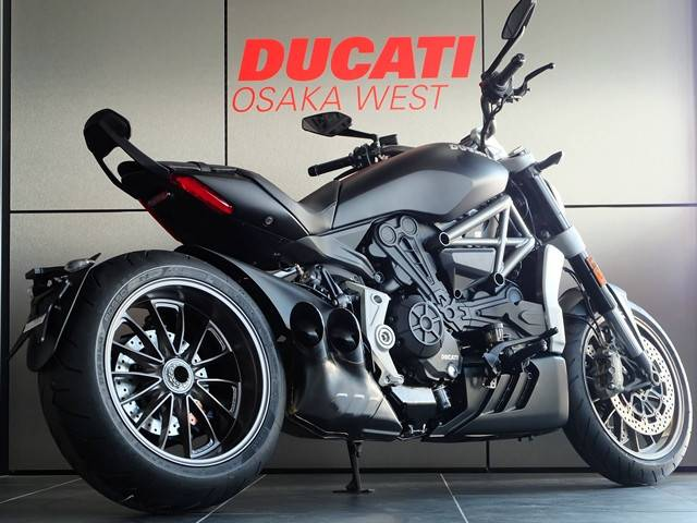 DUCATI Xディアベル 現行モデル 新車の画像(大阪府