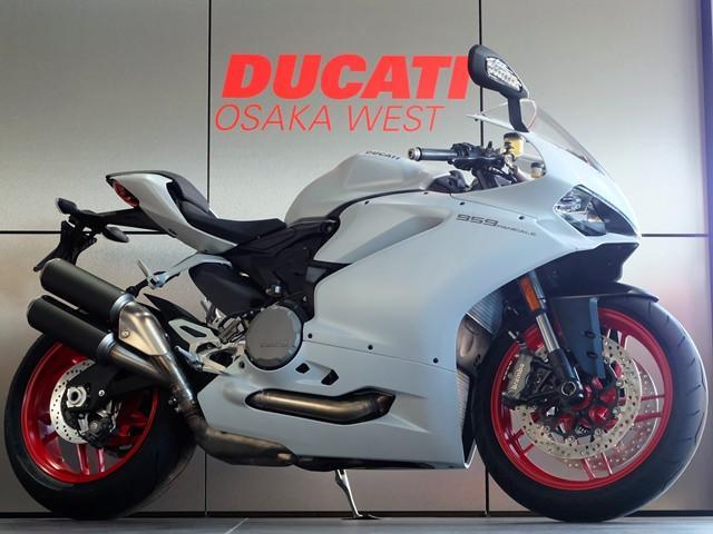 DUCATI 959パニガーレ ProvaModelの画像(大阪府