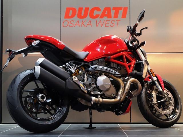 DUCATI モンスター1200 新型ユーロ4モデル クイックシフター付きの画像(大阪府
