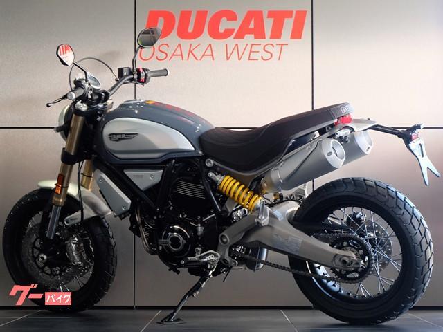 DUCATI スクランブラー1100スペシャル MY2019 新車の画像(大阪府