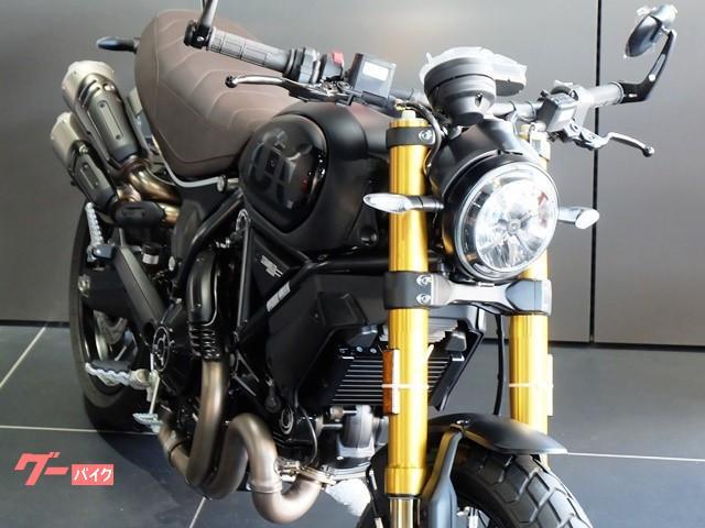 DUCATI スクランブラー1100スポーツ プロ 2021Newモデル 新車の画像(大阪府