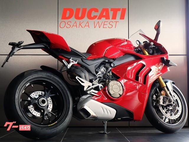 DUCATI パニガーレV4 S ウイングレット付き最新2021ユーロ5モデル 新車の画像(大阪府