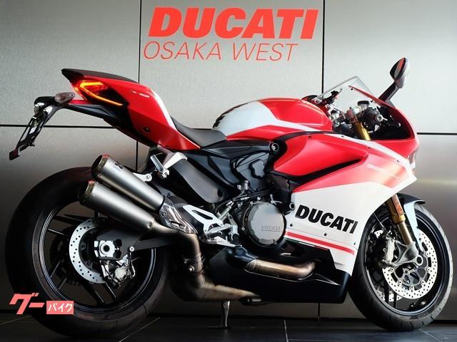 DUCATI 959パニガーレコルセ ETC付きプリミティブカスタムの画像(大阪府