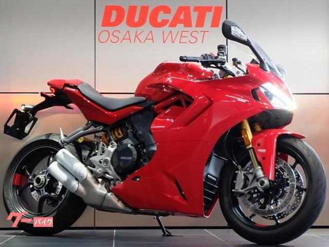 スーパースポーツ950S 2021Newモデル ドゥカティレッド 新車