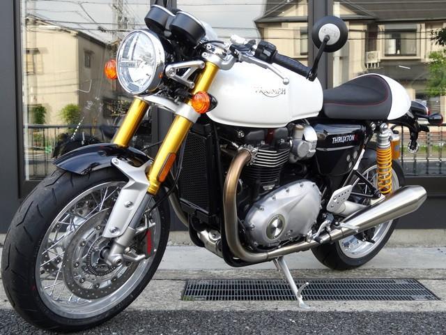 TRIUMPH スラクストン1200Rの画像(京都府