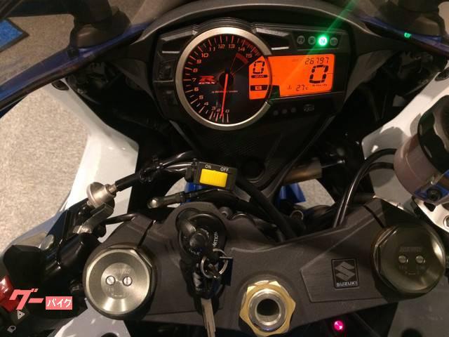 スズキ GSX-R1000 K9 ヨシムラリヤサスリンクKIT装備 タイヤ前後新品の画像(京都府