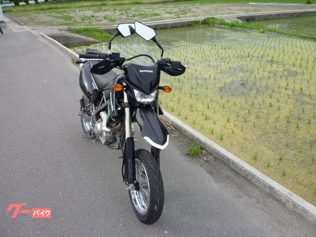 カワサキ Dトラッカー125の画像(大阪府