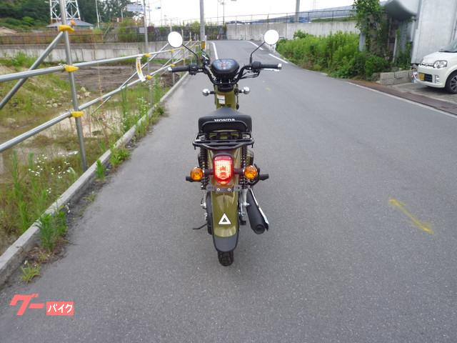 ホンダ クロスカブ110の画像(大阪府