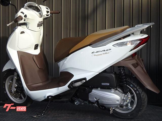 ホンダ リード125 ベトナムHONDA スマートキー限定モデルの画像(大阪府