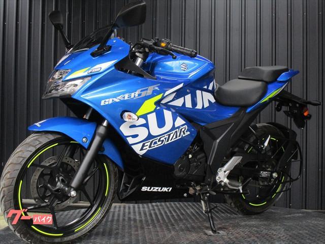 スズキ GIXXER SF 150 ABS インドSUZUKI MOTOGPカラーの画像(大阪府