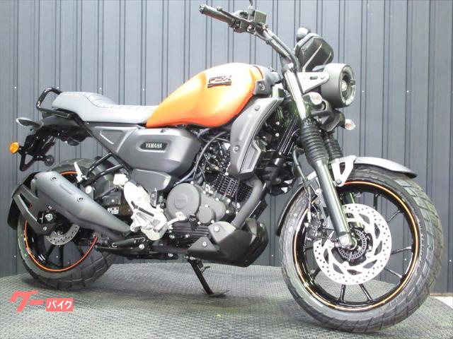FZ−X ABS 2021年モデル マットオレンジカラー