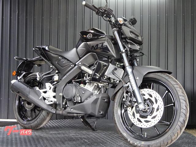 MT−15 ABS付き 2019年ブラックカラー