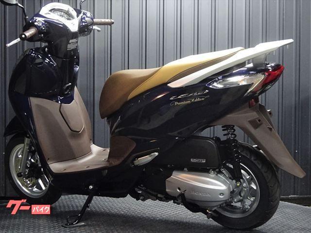 ホンダ リード125 スマートキー限定モデル  ブルーブラウンの画像(大阪府