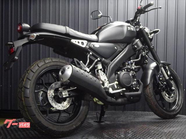 ヤマハ XSR155 タイYAMAHA 日本未発売モデル ブラックの画像(兵庫県