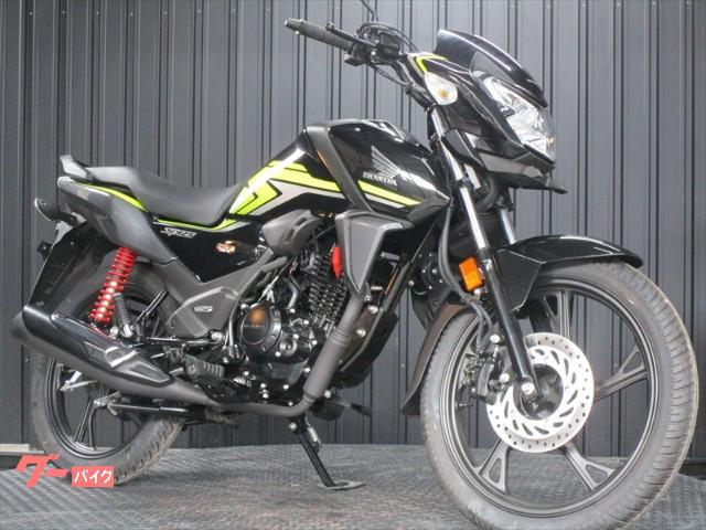 CBF125 インドHONDA SP125FI ブラックイエロー