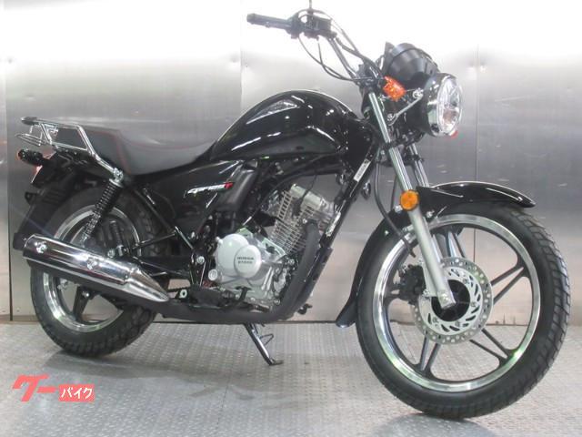 CBF125T FI仕様 中国HONDA  ブラックカラー