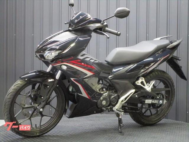 ホンダ WINNER X 150 SPORT ブラックカラーの画像(兵庫県