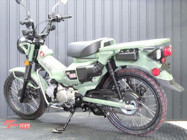 ホンダ CT125ハンターカブ インポート グリーンカラーの画像(兵庫県