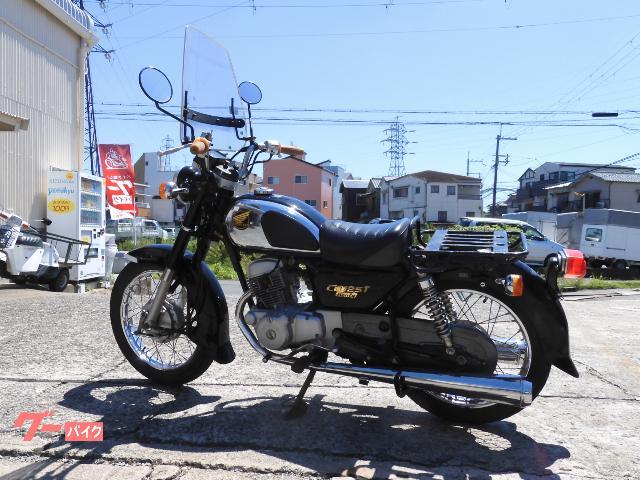 ホンダ CD125の画像(大阪府