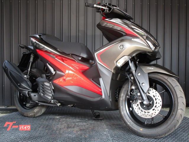AEROX155 ABSモデル 2020年カラー ガンメタリック