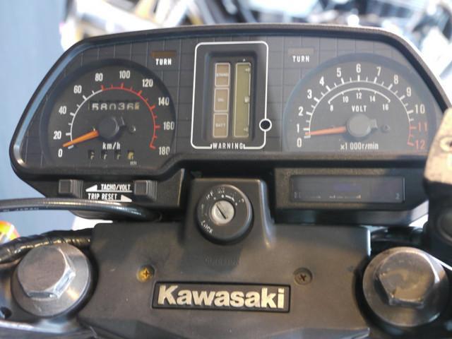 カワサキ Z400GP フルノーマルの画像(東京都