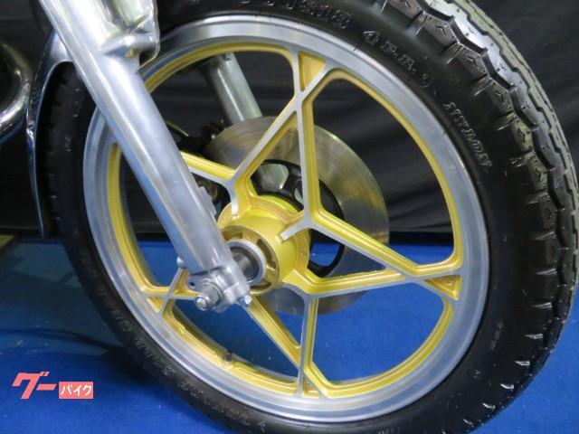 スズキ GS400 450ボアアップ クロス管の画像(兵庫県