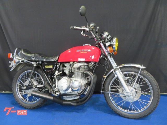 CB400F(408cc) ウオタニSP2装着