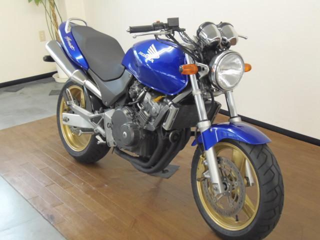 ホンダ HORNET 燃料計付き グーバイク鑑定車の画像(福岡県