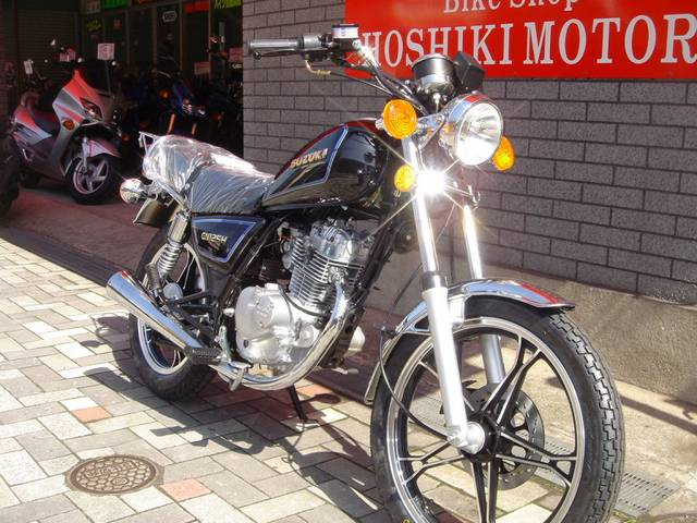 スズキ GN125の画像(福岡県