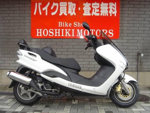 ヤマハ マジェスティ125Fiの画像(福岡県