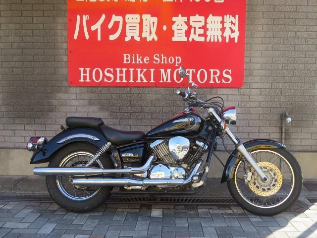 ヤマハ ドラッグスター250の画像(福岡県