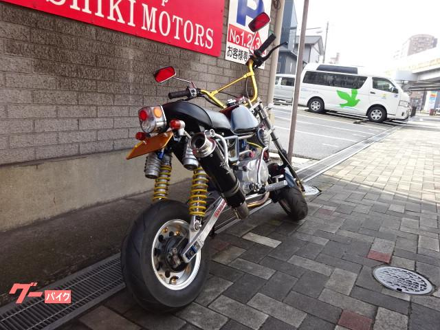 ホンダ モンキー 125ccボアアップ フルカスタムの画像(福岡県