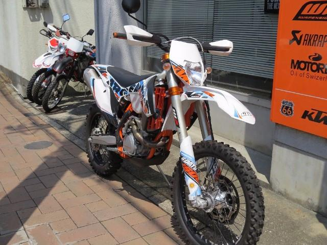 KTM 350EXCF Sixdaysの画像(福岡県
