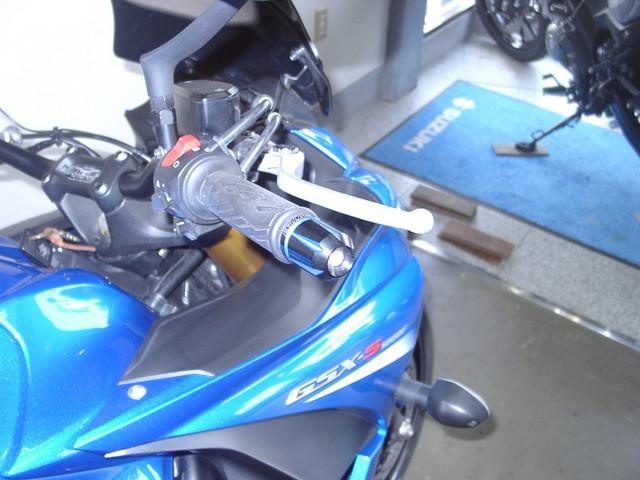 スズキ GSX-S1000Fヨシムラマフラーアグラスフレームスライダー付きの画像(福岡県