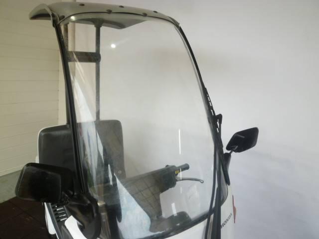 ホンダ ジャイロキャノピー 2サイクル 後期モデル フロントタイヤ新品の画像(福岡県