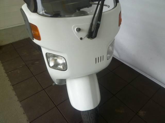 ホンダ ジャイロキャノピー 2サイクル 後期 ミニカーの画像(福岡県