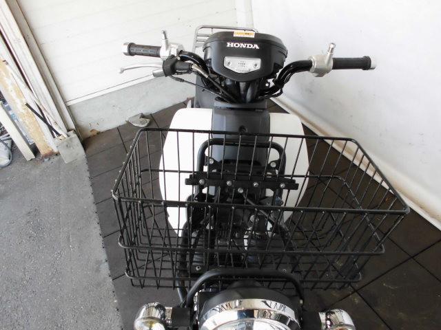 ホンダ スーパーカブ50プロ 前後タイヤ新品の画像(福岡県
