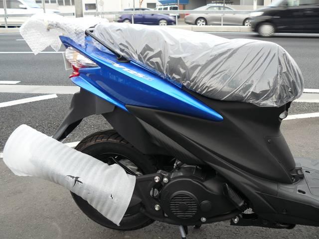 スズキ アドレスV125Sの画像(福岡県
