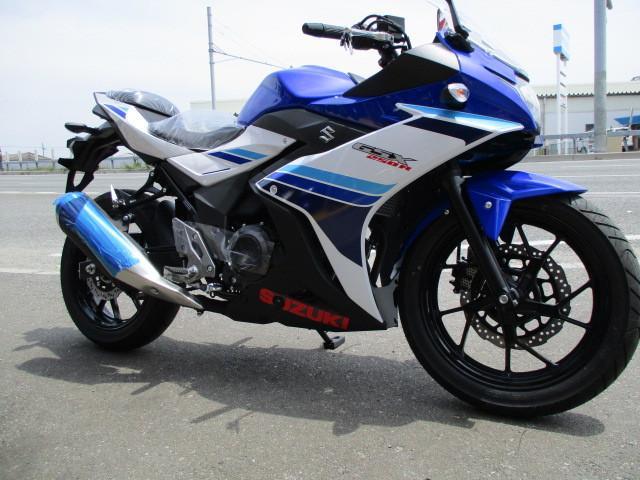 スズキ GSX250R 新型モデルの画像(福岡県