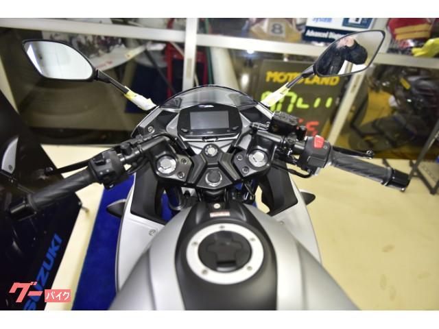 スズキ GIXXER SF 250 国内正規モデルの画像(福岡県